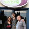 danny from the script on wave 105