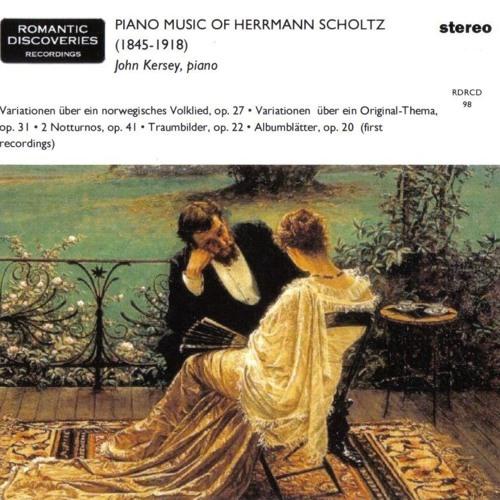 Scholtz Albumblatt op 20 no 3
