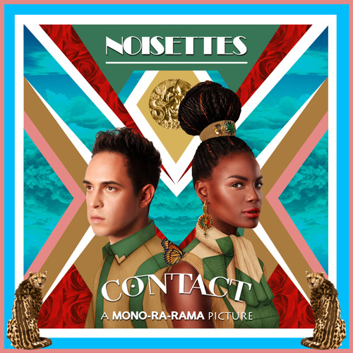 Noisettes - Contact - Album Preview Clips - Out 27th August 2012