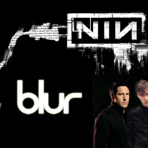 NIN vs. Blur - Only Girls and Boys (SFRMX)