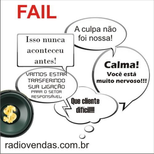 Quando a culpa é da empresa - Rádio Vendas com Leandro Branquinho