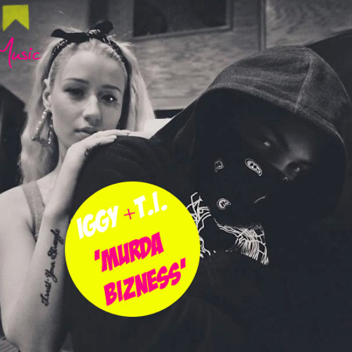 Iggy Azalea - Murda Bizness (Feat. T.I.)