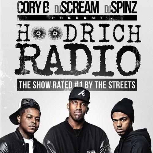 DJ Scream Ft 2 Chainz, Future, Gucci Mane & Waka Flocka Flame - Hoodrich Radio Intro