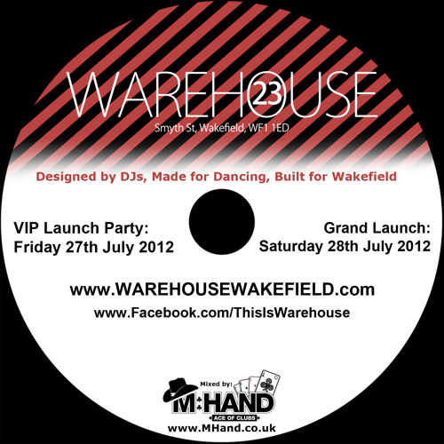 Warehouse23 EPIC Mix 2012