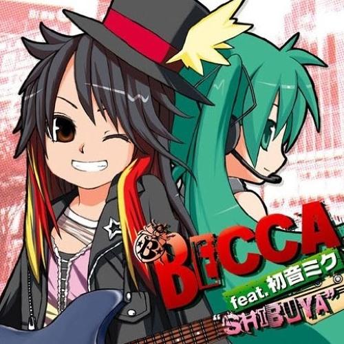 BECCA feat.初音ミク[XECJ-1006]06 I'm ALIVE! -PaniX BoX RemiX-