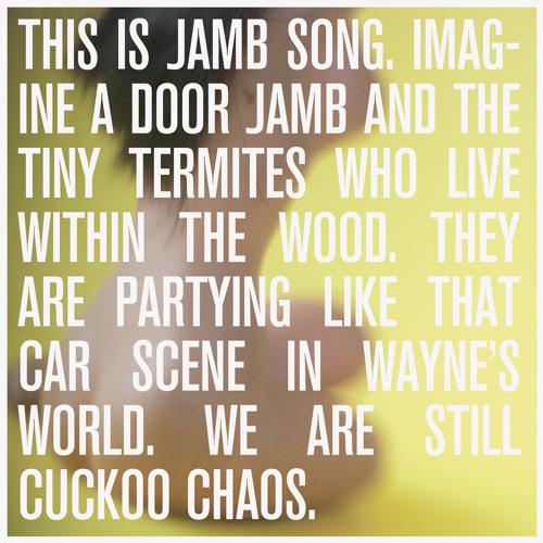 Jamb Song