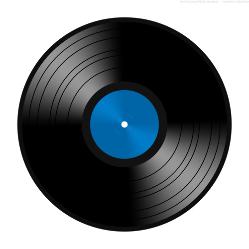 My old electro vinyl (Dj Dr Houze)