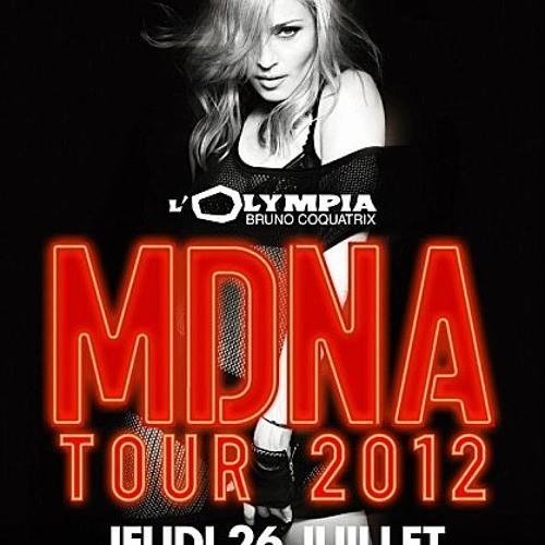 Madonna Live Olympia Paris - Je t'aime...moi non plus