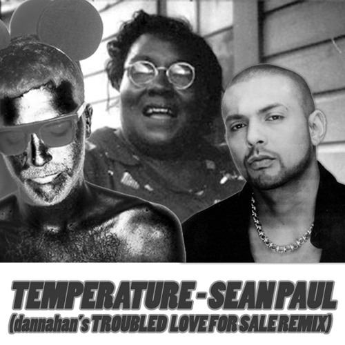 Temperature (dannahan's Troubled Love For Sale Remix)