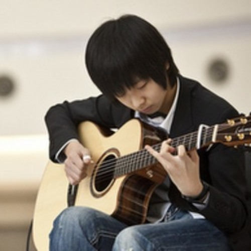 Sungha Jung - she will be loved (maroon5)