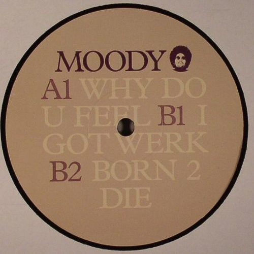 Moodymann - Why Do U Feel