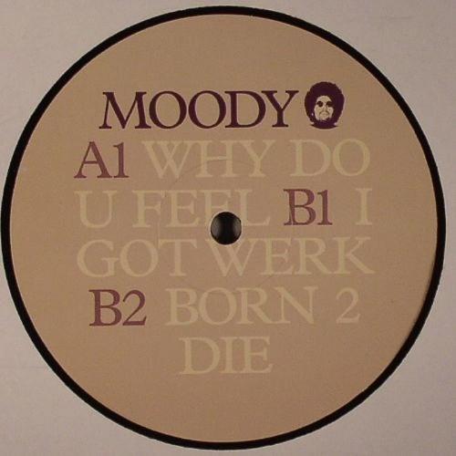 Moodymann - Why Do U Feel