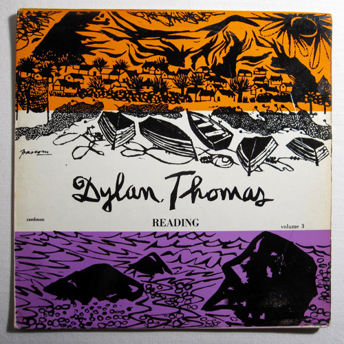 """Dylan Thomas, """"A Few Words of a Kind"""" - 1957"""