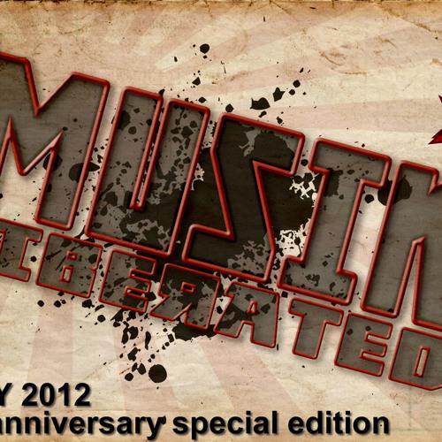 Ian Carey's Muzik Liberated Radioshow July 2012 1st Anniversary special edition