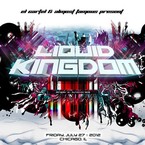 MrPanda- Liquid Kingdom - DI.FM's Summer Of Hardcore 2012