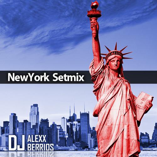 Dj Alexx Berrios New York Setmix