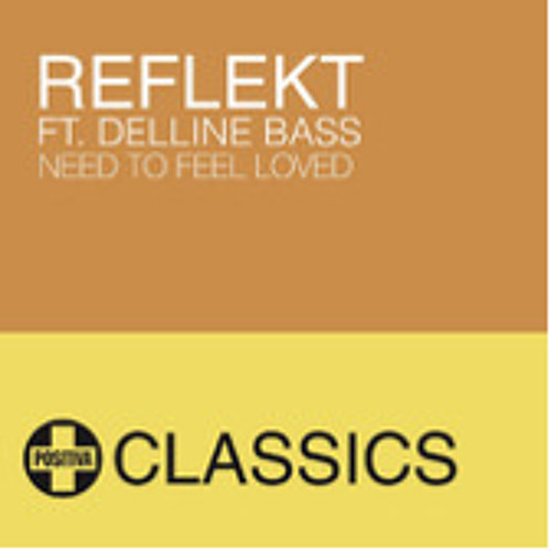 Reflekt feat Delline Bass - Need To Feel Loved (Adam K & Soha Remix)