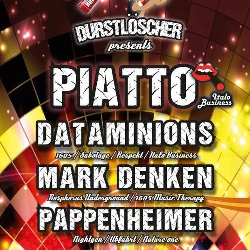 16.06.2012 Durstlöscher@Musikclub OM / CREW LA BOOM ( Live-Set )