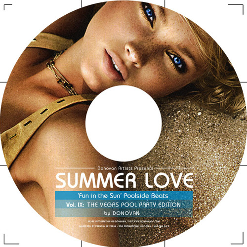 Summer Love 9: 'Fun in the Sun' Poolside Beats: THE VEGAS POOL PARTY EDITION: Mixed by Donovan (2012)