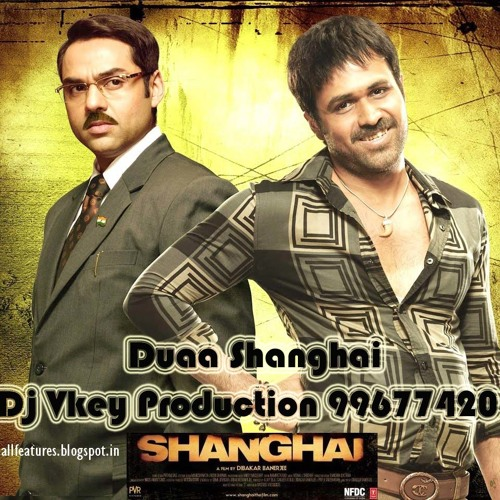 Duaa Shanghai (Electro mix) Dj Vkey Production