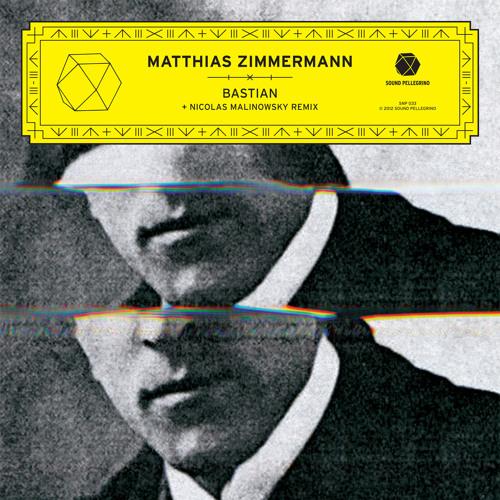 Matthias Zimmermann - Bastian (Nicolas Malinowsky Remix) TEASER