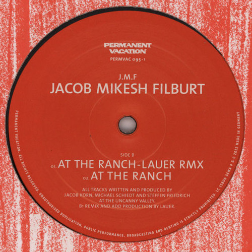Jacob Mikesh Filburt - At the ranch SNPPT