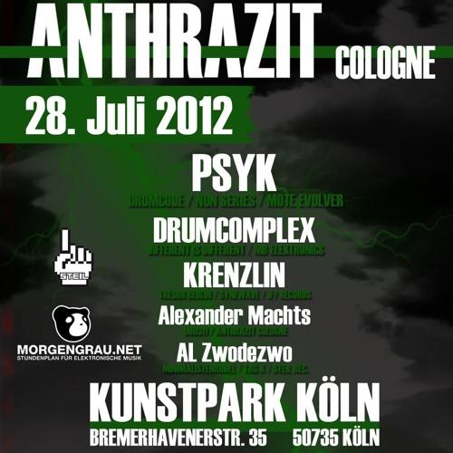 Drumcomplex @ Kunstpark Cologne 2012-07-28