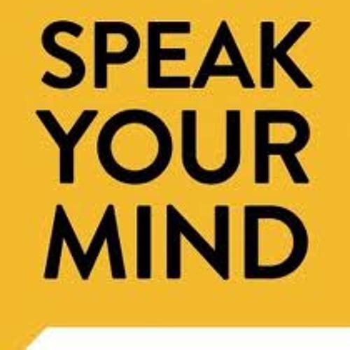 Speak Your Mind