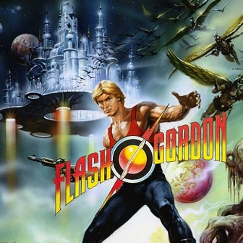 Flash Gordon s Dynamicron weapon