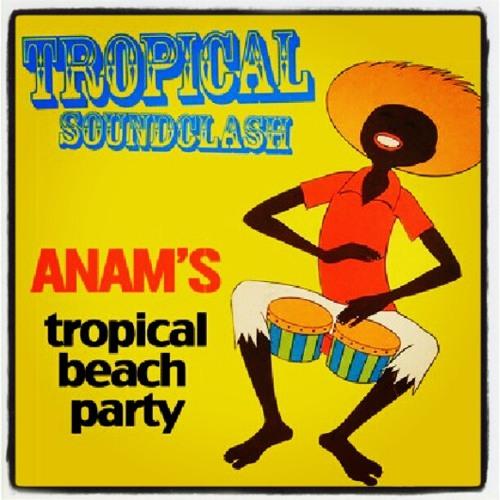 LIVE | Anam's Tropical Soundclash | Hemeltjelief Festival 2011 A'dam NDSM