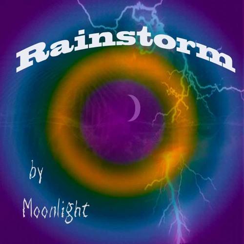 Rainstorm by Moonlight