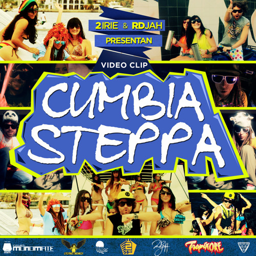 2irie & Rd Jah - Cumbia Steppa (Original Mix)