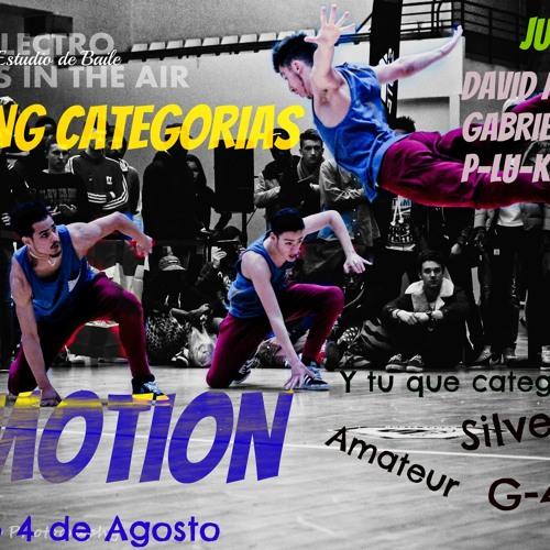 1 set del Casting categorias E-motion Ecuador