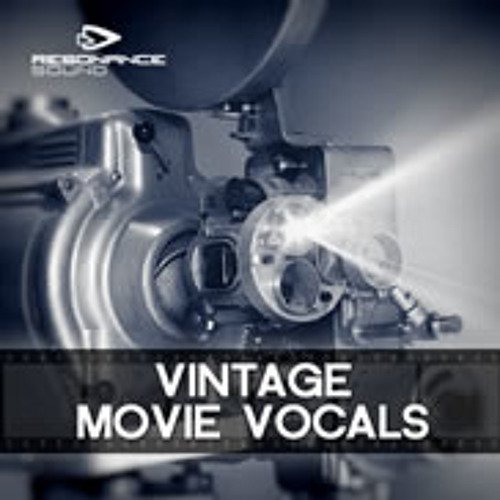 Vintage Movie Vocals