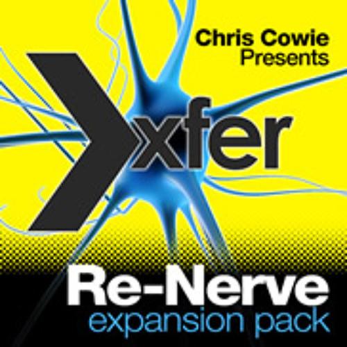 Chris Cowie - Re-Nerve Expansion Pack