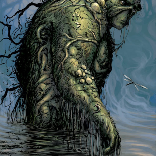 Deep Resion - Swamp thing