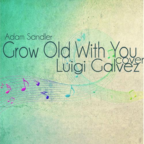 Grow Old With You (Adam Sandler) Cover - Luigi Galvez
