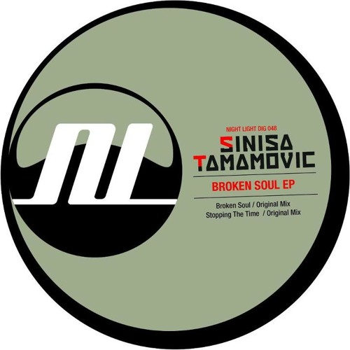 Sinisa Tamamovic - Broken Soul - Night Light Records