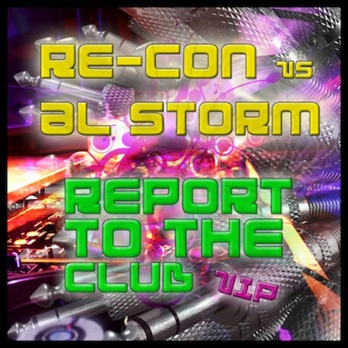 RE-CON vs AL STORM - REPORT 2 THE CLUB  (SEE BUY LINK)