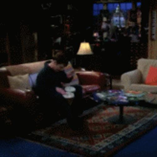 Fletch feat. Sheldon Cooper - The Big Bongo Theory! (watch the mashup via Track Video)