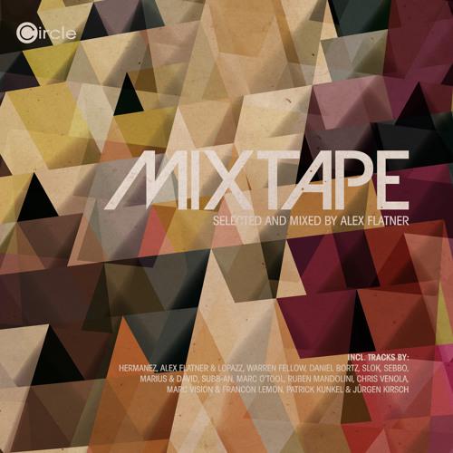 Circle 013_4 V.A.Mixtape - Sascha Sonido - Playbutton (Beach Edit)_(Digital Bonus)