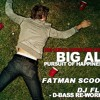Kid Cudi Feat Steve Aoki - Afrojack & MGMT - Big Ali & Fatman Scoop - Pursuit Of Happiness (Flowree)