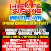 HEATWAVE VS MELTDOWN MIX CD