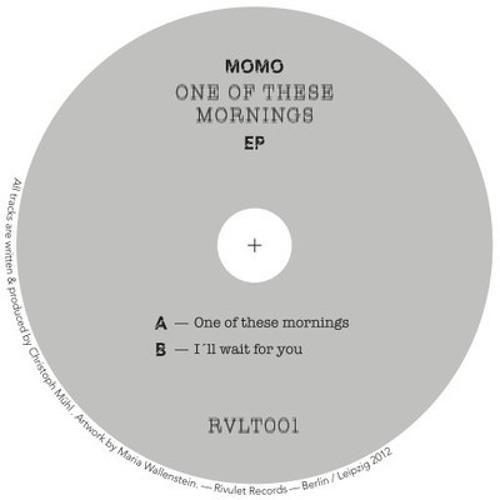 Momo - B - I'll Wait for you (rivuletrecords001)