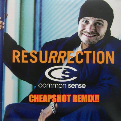 Common Sense - Resurrection (Cheapshot Remix)