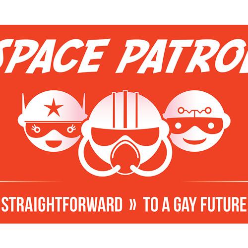 Space Patrol Mix (Amsterdam Gaypride 2012)