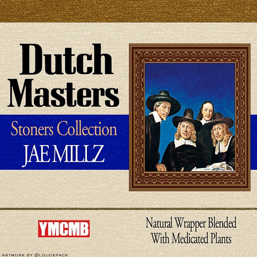 Jae Millz - Dutch Masters (Prod By The Youngstars)