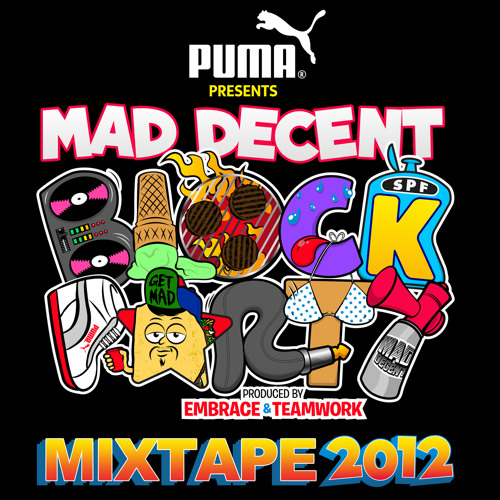 Puma presents Mad Decent Block Party 2012 - Mixed by Paul Devro