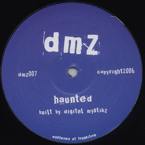 Digital Mystikz-Haunted(Digital Puppy Bootleg)[CLIP]