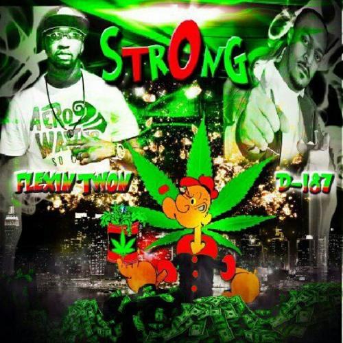 Strong (Popeye) - Flexin Twon & D-187